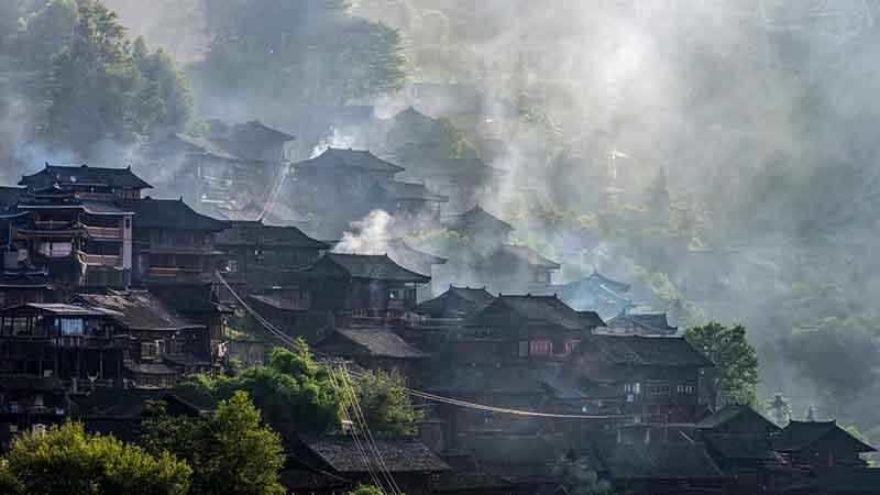 新贵州旅游攻略,贵州经典旅游线路