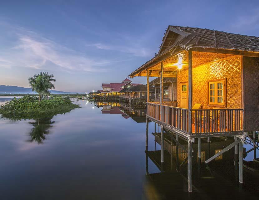 缅甸旅游景点