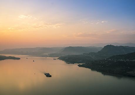 ★【重庆三峡游】重庆长江三峡往返7天旅游[重庆三峡旅游