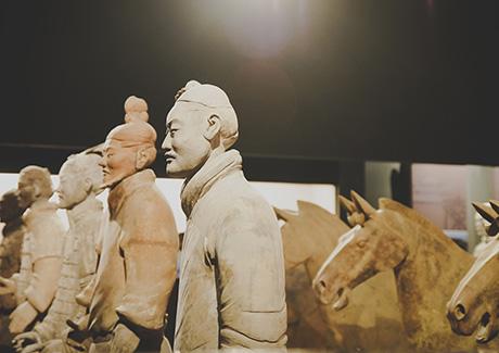 ★重庆西安旅游,西安+华山+华清池+兵马俑5日夕阳红旅游【双卧】