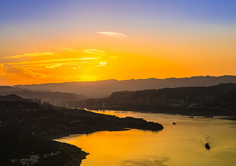 ♥重庆三峡游,【小环湖】往返三日游