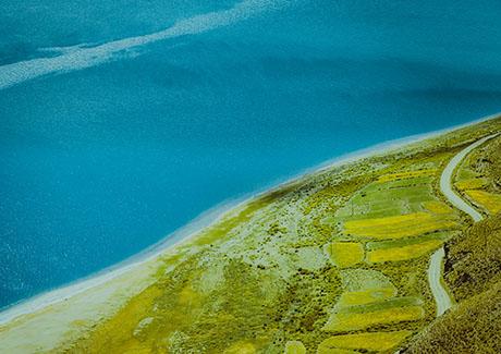 ★重庆到西藏旅游,西藏拉萨+林芝+羊湖单卧单飞9日旅游[桃花节旅游]
