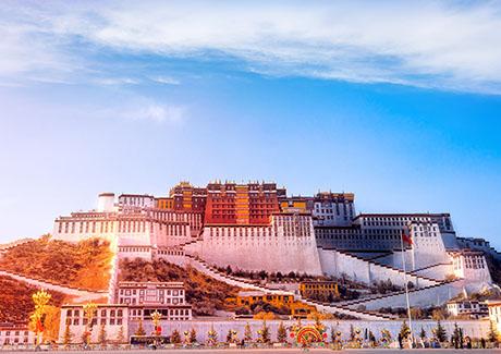 ★重庆到西藏旅游,西藏拉萨、林芝、羊湖、苯日神山9日旅游 无自费