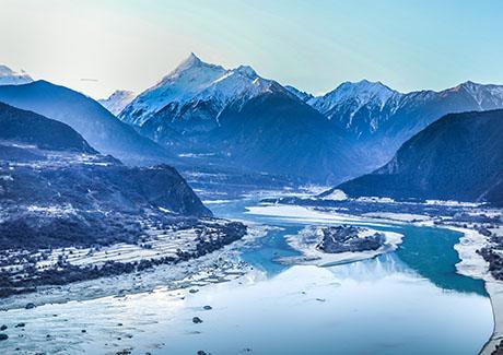 ♥重庆到西藏旅游,林芝+波密+然乌湖6天纯玩[西藏摄影游+重庆直飞]