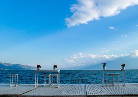 ☎重庆到云南抚仙湖、普者黑、坝美、弥勒双飞6日游