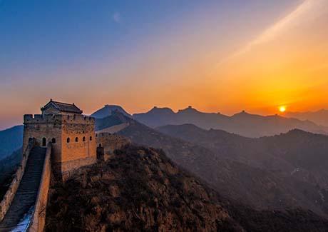 ☎重庆到北京旅游【半自助游】重庆到北京半自由行5日旅游报价(D线)