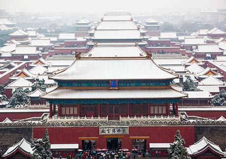 ♥重庆到北京旅游,【我要去北大、携手去清华】重庆到北京7日夏令营