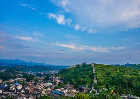 ☎重庆到贵州旅游,贵州黄果树瀑布、天星桥、湿地公园、天河潭双卧四日旅游