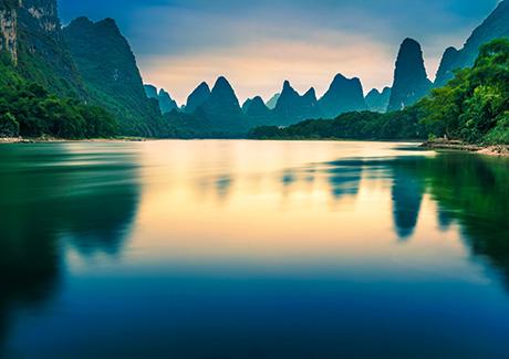 ★重庆到广西旅游,桂林+北海+涠洲岛动车7天纯玩旅游【完美桂北】