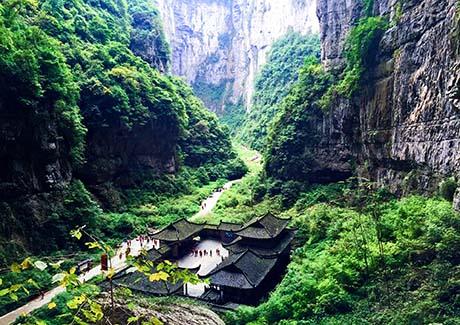 ★重庆周边旅游,武隆仙女山+芙蓉洞2日亲子旅游