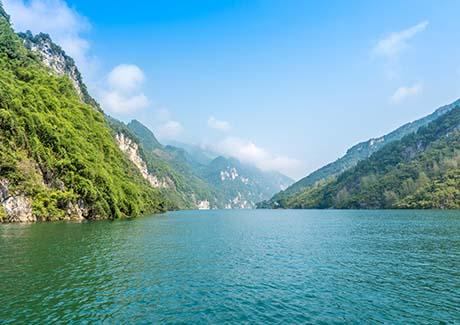 ☎重庆出发到云阳龙缸国家地质公园7天夏令营旅游