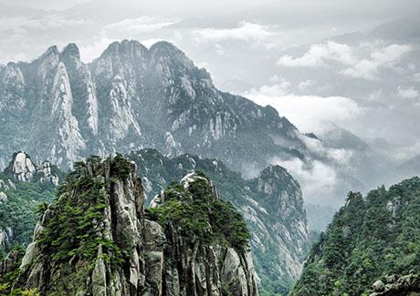 ♥重庆出发到安徽梦幻黄山、绿色千岛湖、屯溪老街双飞四日游