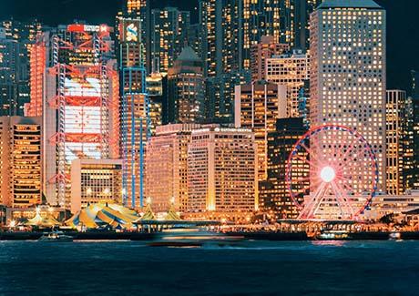 ★重庆到香港旅游,香港+澳门尊享双园五日旅游[海洋公园+迪士尼+0自费]