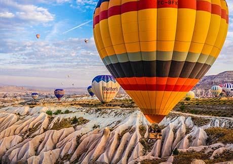 ◆重庆到土耳其旅游.【众行】土耳其费特希耶11天旅游(安进伊出)