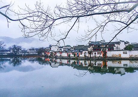 @重庆出发,黄山+千岛湖+宋代老街五日旅游[飞机线/动车线]