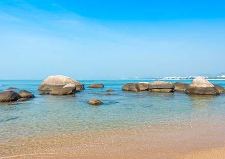 ☀重庆到三亚旅游,「大美海南」醉美香水湾-海南三亚博鳌5天旅游!