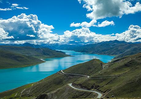 ★重庆到西藏旅游,拉萨+羊湖6天旅游纯玩[去卧回飞]