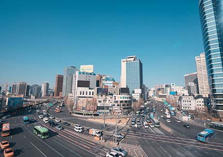 ★重庆到韩国旅游,炫动韩国 * 首尔3+2尊享半自由五日游!