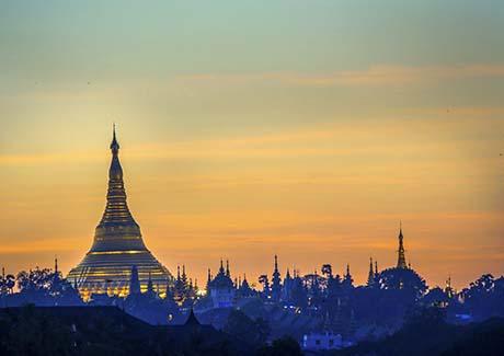 ★重庆到缅甸旅游,缅甸全景16日自驾游