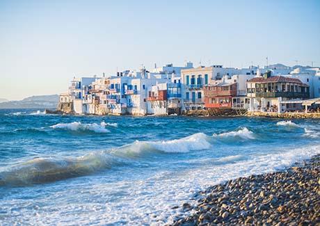 ★重庆到希腊旅游,情定爱琴海 *重庆到希腊一地8日旅游!