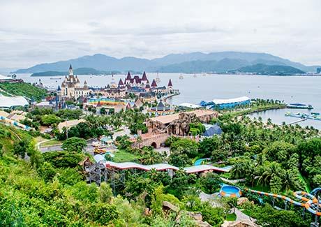 ☀重庆到越南旅游,越南下龙+芒街+河内+南宁双动6天旅游!