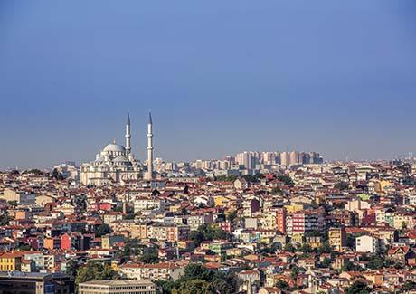 ☀重庆到土耳其旅游,浪漫土耳其费特希耶13天旅游!