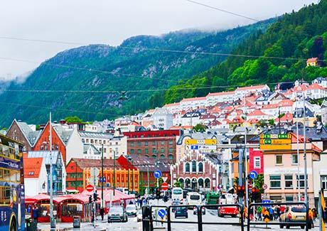 ★重庆到北欧旅游,北欧瑞典/挪威/丹麦/芬兰+冰岛5国13天旅游!