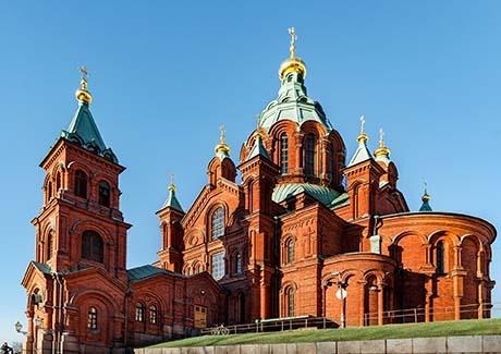 ☂重庆到芬兰一穿越北极圈,地深度7天旅游【AY极致体验】!