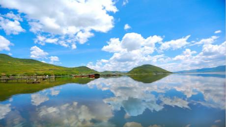 ☎重庆到泸沽湖旅游,重庆到西昌邛海、泸沽湖、泸山<超值双汽四日游>!