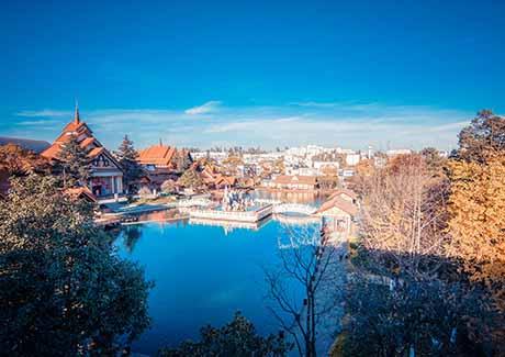 ♬重庆到西双版纳旅游,重庆自驾到云南抚仙湖+西双版纳7天旅游线路!