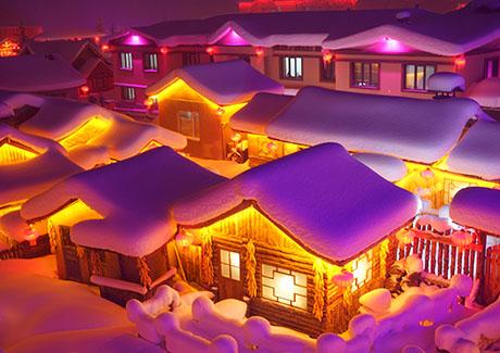 ☂重庆到东北旅游,新春重庆到东北冰雪6日旅游(周二发团 2人成团)