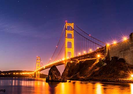 ♬美国(加拿大)东西海岸+黄石公园+大提顿+大峡谷17天深度旅游!