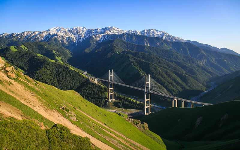 6月哪里值得去,新疆伊犁等着你